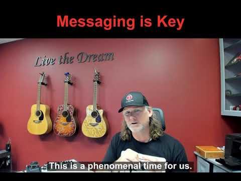 Messaging is Key