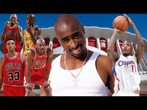 Jamal Crawford Tells Untold Story About Seeing 2pac At The Lakers vs Bulls Game As A Kid