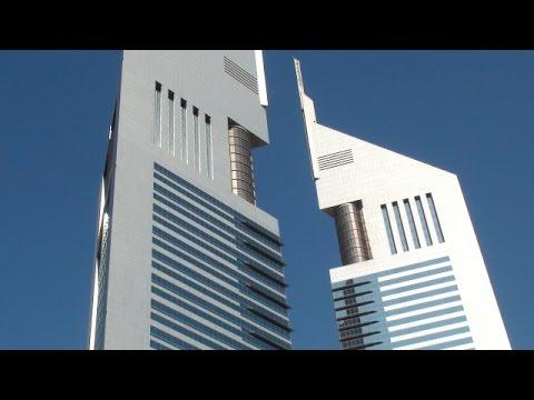 Dubaj - Emirates Towers Dubai - Jumeirah Emirates Towers Hotel - The Gate Village - ZEA