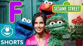 Sesame Street: F is for Food with Padma Lakshmi