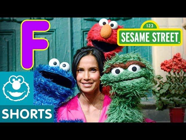 Sesame Street: F is for Food with Padma Lakshmi