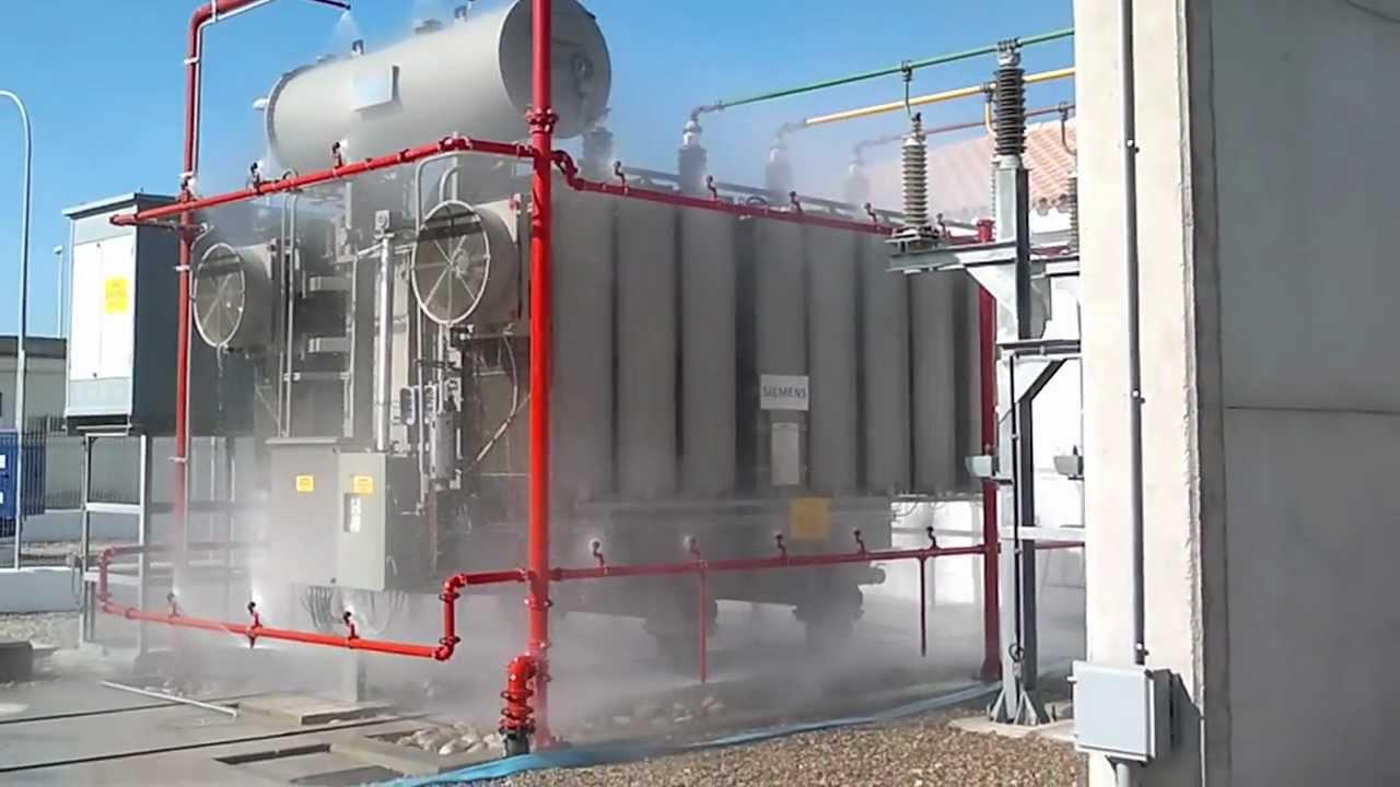 Pruebas Sistema De Extinci 243 N Electrica De C 225 Diz Youtube
