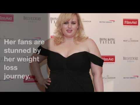 Rebel Wilson Weight Loss Story