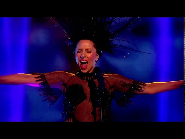 Lady Gaga - Do What U Want Live at The Graham Norton Show (October 29, 2013) HD