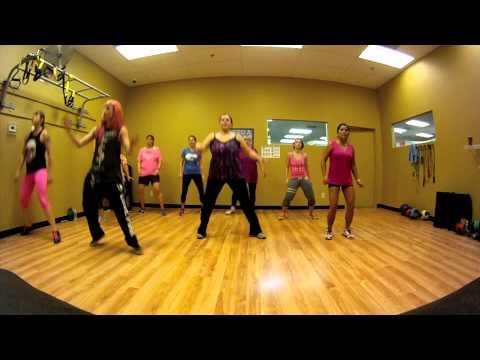 Love More - Chris Brown ft. Nicki Minaj Zumba with Mallory HotMess