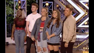 New Dynamixx Brings Some Fun To X Factor Stage | Audition 2 | The X Factor UK 2017