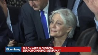 Francois Fillon's Wife Is in Custody: Mediapart