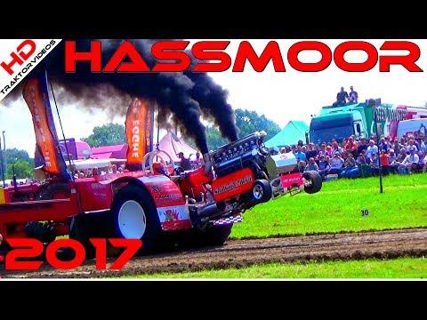 Traktorpulling Haßmoor 2017 (DTTO) - Komplettes Event