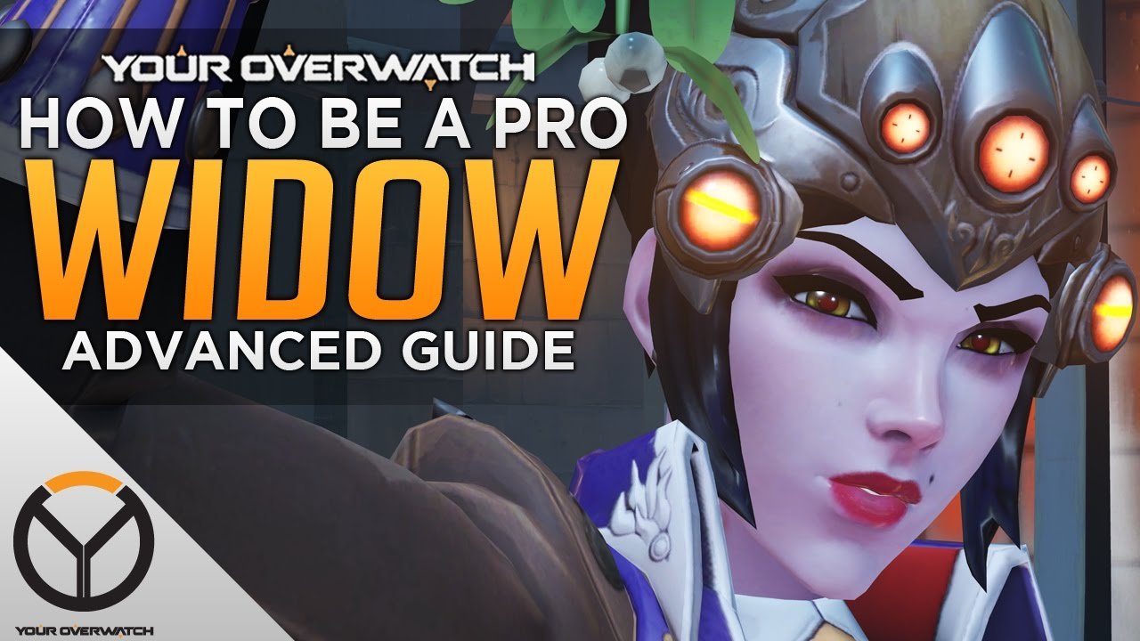 how to become pro with widowmaker on ps4