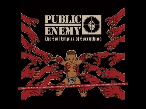 Public Enemy - Full album - THE EVIL EMPIRE OF EVERYTHING 20