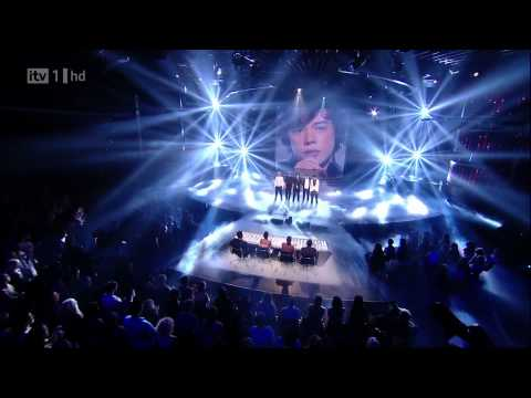 One Direction  The X Factor 2010  SemiFinal  Chasing Cars Full HD