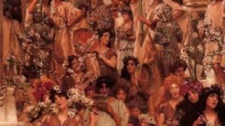 """Gioachino Rossini - Le nozze di Teti e di Peleo (1816) - """"Chi mi reca le rose ed i gigli"""" - No. 2. Duettino & Terzet (Cecilia Bartoli, Daniela Barcellona, Juan Diego Florez, Luigi Petroni & Elisabetta Scano)"""