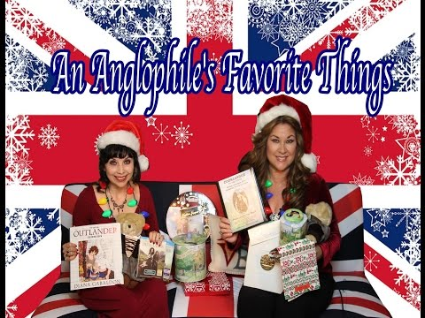An Anglophile's Favorite Things! Fun GIVEAWAYS!