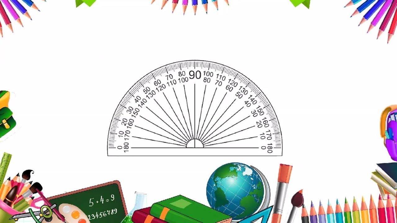 Matematika Kelas 4 Mengukur Sudut Youtube