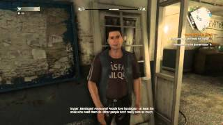 Where to find Syringes and Painkillers for Bandages and Meds Side Quest in Dying Light