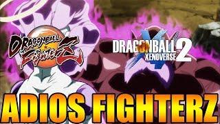 XENOVERSE 2 GANA FIGHTERZ ES UN FRACASO TOTAL PIERDE 80% DE JUGADORES Dragon Ball FighterZ