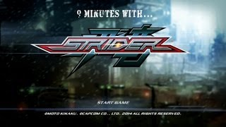 Strider - Xbox One - First 9 Minutes Gameplay