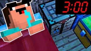 - НЕ Играйте В Майнкрафт ПЕ в 3 00 ЧАСА НОЧИ Выживание и Ужасы Видео Minecraft Pocket Edition