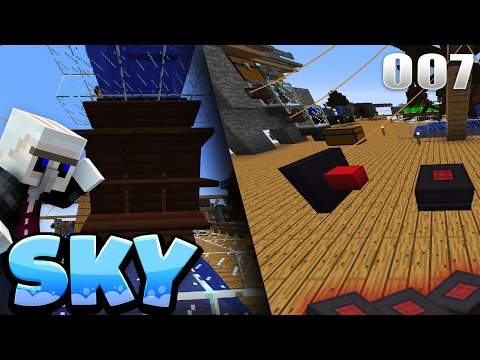3 MAL MEHR STROM   ASSEMBLY TABLE   MINECRAFT SKY #7