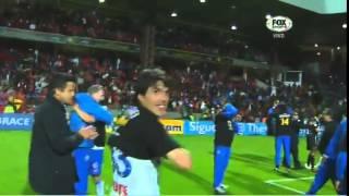 Cruz Azul Campeón, Concacaf 2014, Ultimos minutos, Toluca 1-1 Cruz Azul, 23Abril2014