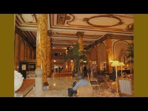 Nob Hill & The Fairmont Hotel  in San Francisco, California