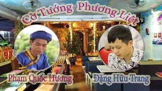 Danh Thủ - Phạm Quốc Hương vs Đặng Hữu Trang