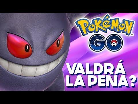 TODO SOBRE EL RAID DAY DE GENGAR SHINY!! | 869 | POKEMON GO thumbnail