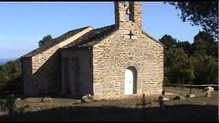 Chapelle Santa Cristina à Valle di Campoloro (Haute-Corse)