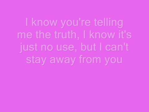 Gloria Estefan - Can't Stay Away From You Lyrics