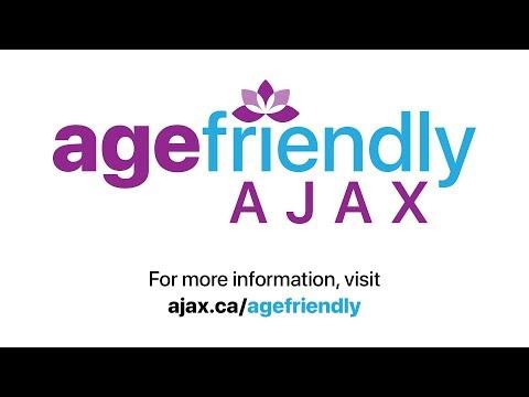 Age-Friendly Ajax