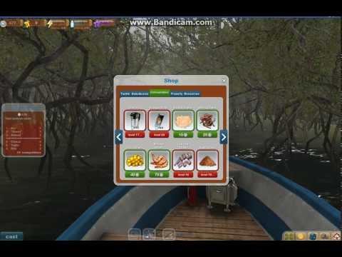 Fishing Paradise 3D Everglades Challenge Tournament