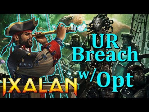 Modern Breach Combo w/ Opt - NEW from IXALAN!