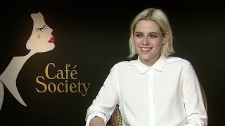 Kristen Stewart is in Cannes with a funny love story and scary ghost story