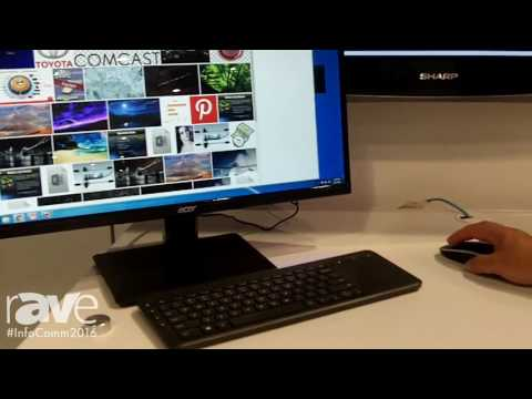 InfoComm 2016: Barco Reveals Digital Workplace Solution