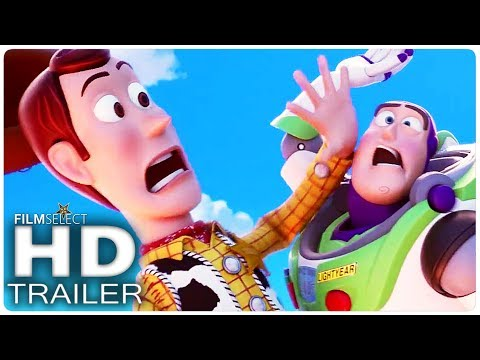 TOY STORY 4 Teaser Trailer Español Latino (2019)