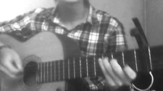Forever Alone JustaTee - Guitar cover Skul