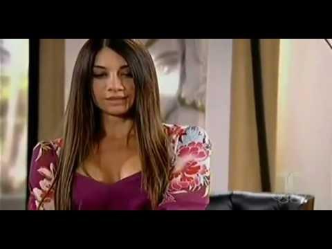 Relaciones peligrosas  Andres le de una golpiza a Clementina