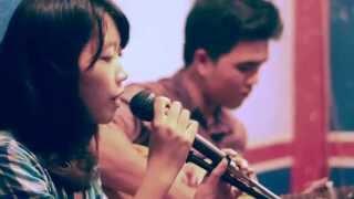 Lắng nghe tim em - Cover By Zen (Ngọc Quỳnh) guitar Hậu Heo (Coffee Rùi Acoustic)