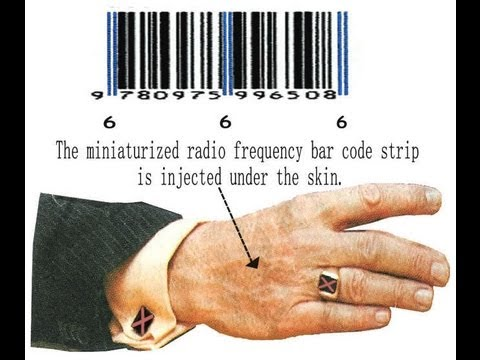 Proof RFID Microchip Is In Obama Health Care