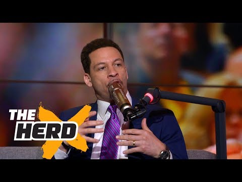 Are the 2017 Golden State Warriors the best team LeBron has ever faced? | THE HERD