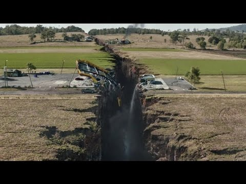 Powerful 5.1 Magnitude EARTHQUAKE hit CALIFORNIA USA | Precursor