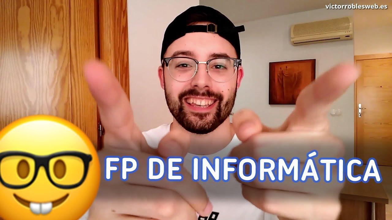 Que Fp De Informática Elegir Daw Dam O Asir Grado Superior Informatica Víctor Robles