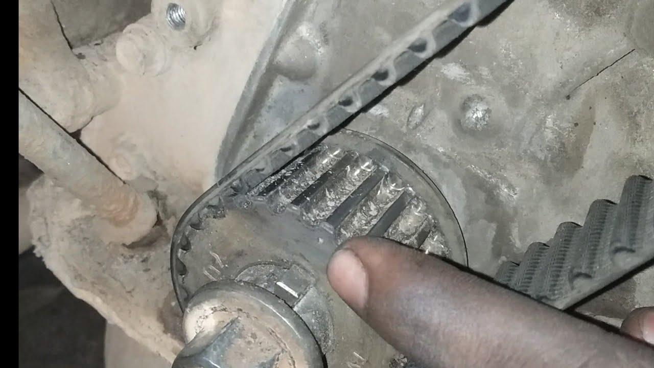 maruti Suzuki alto engine timing mark( how to set engine timing Maruti Suzuki)