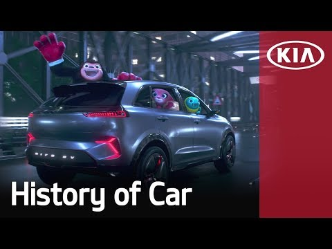 History of Car   Enzy with Friends   Kia