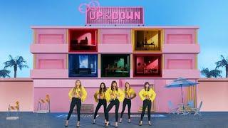 '위아래' (UP&DOWN) - [EXID(이엑스아이디)] - Audio