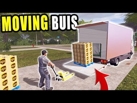 STARTING A NEW MOVING BUSINESS | FARMING SIMULATOR 2017 thumbnail