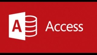 Access 2016 - How to Make a Report - 01