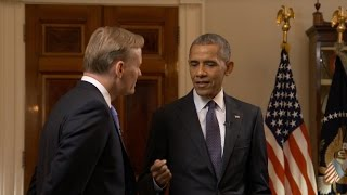Full Interview President Obama July 24