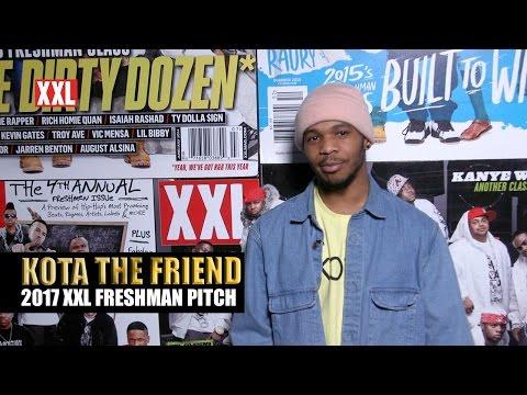 KOTA The Friend's Pitch for 2017 XXL Freshman