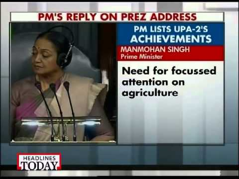 PM takes on BJP, says UPA has outshined NDA's performance